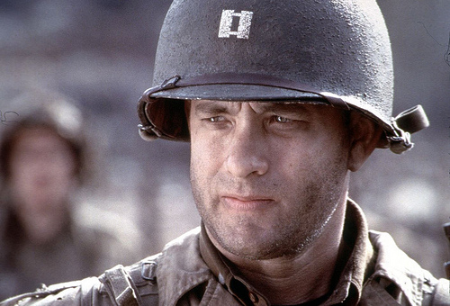 Actor tom hanks great american things for Food bar saving private ryan