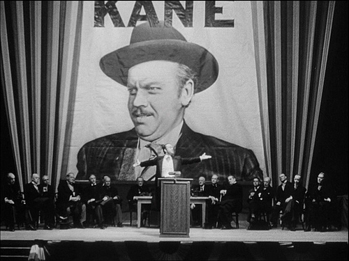 Charles Foster Kane is destroying the special interests! Uploaded on Flickr by peternoster.