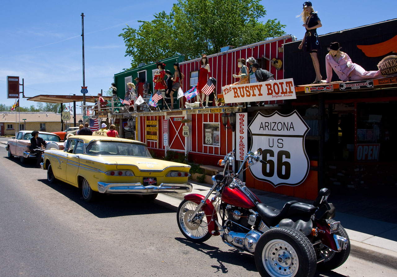 americana: route 66 | great american things
