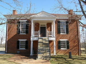 Appomattox Court House. Uploaded to Flickr by jimbowen0306.