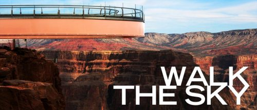 The Skywalk, located on the Hualapai Tribe lands, opened in 2007. Uploaded by grandcanyonskywalk.com.