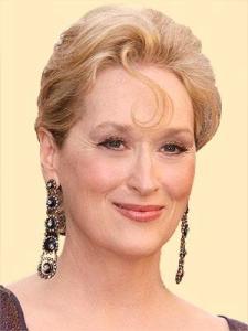 Meryl Streep, uploaded by reelmovienews.com.