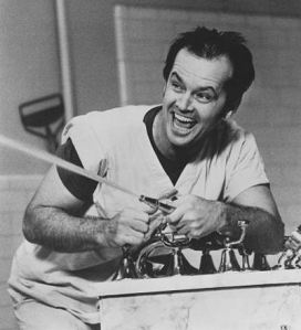 Jack Nicholson won the Best Actor Oscar for his performance. Uploaded by top250movies.net.