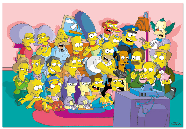 The wonderful world of Springfield. Uploaded by behindthehype.com.