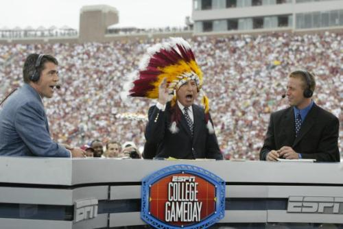 Lee Corso, wrong again. Uploaded by espn-by-blogcdn.com (photo by Craig Jones/Getty Images).
