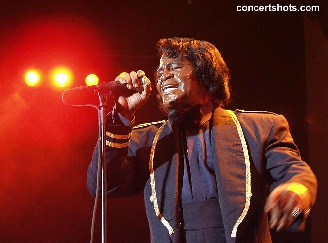 james brown cape