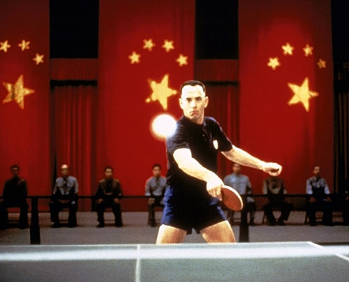 """Forrest said, """"I just loved playing ping-pong with my Flexolite ping pong paddle."""" Uploaded by data-allocine.blogomaniac.fr."""