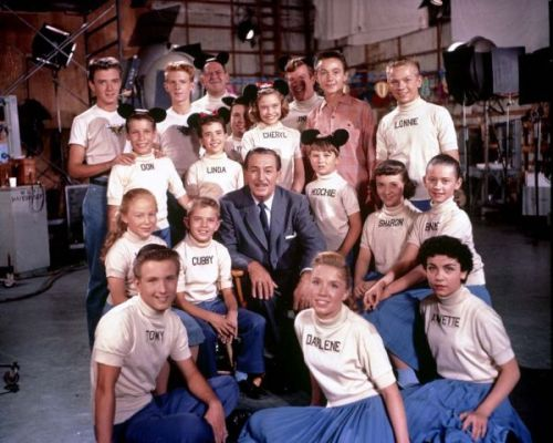 From Tim Considine (top left) to Annete Funicello (bottom right), the Mouseketeers embodied the boomers as kids. Uploaded by jungleredwriters.com.