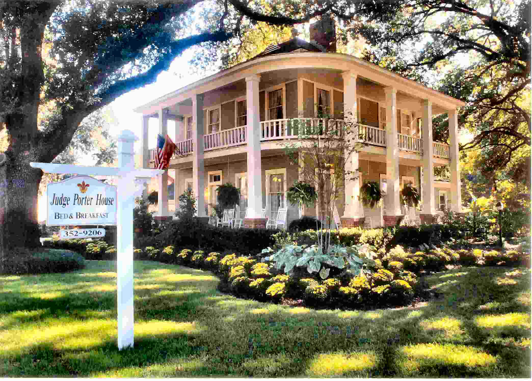 Country Bed And Breakfast North Carolina