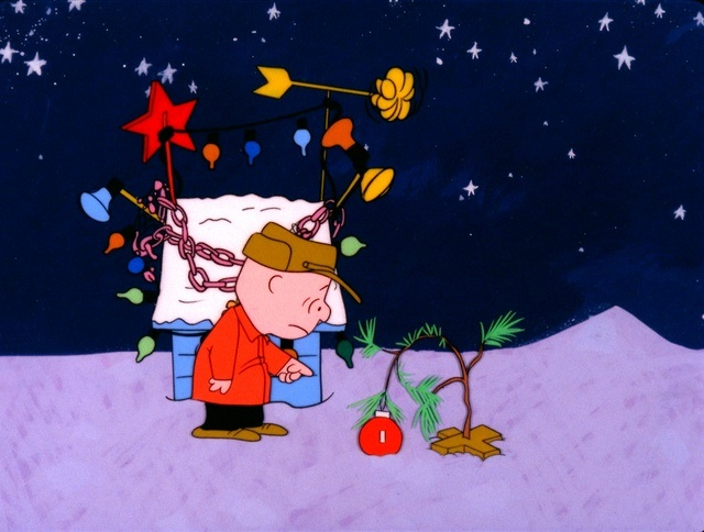 TV Show A Charlie Brown Christmas, www.greatamericanthings.net