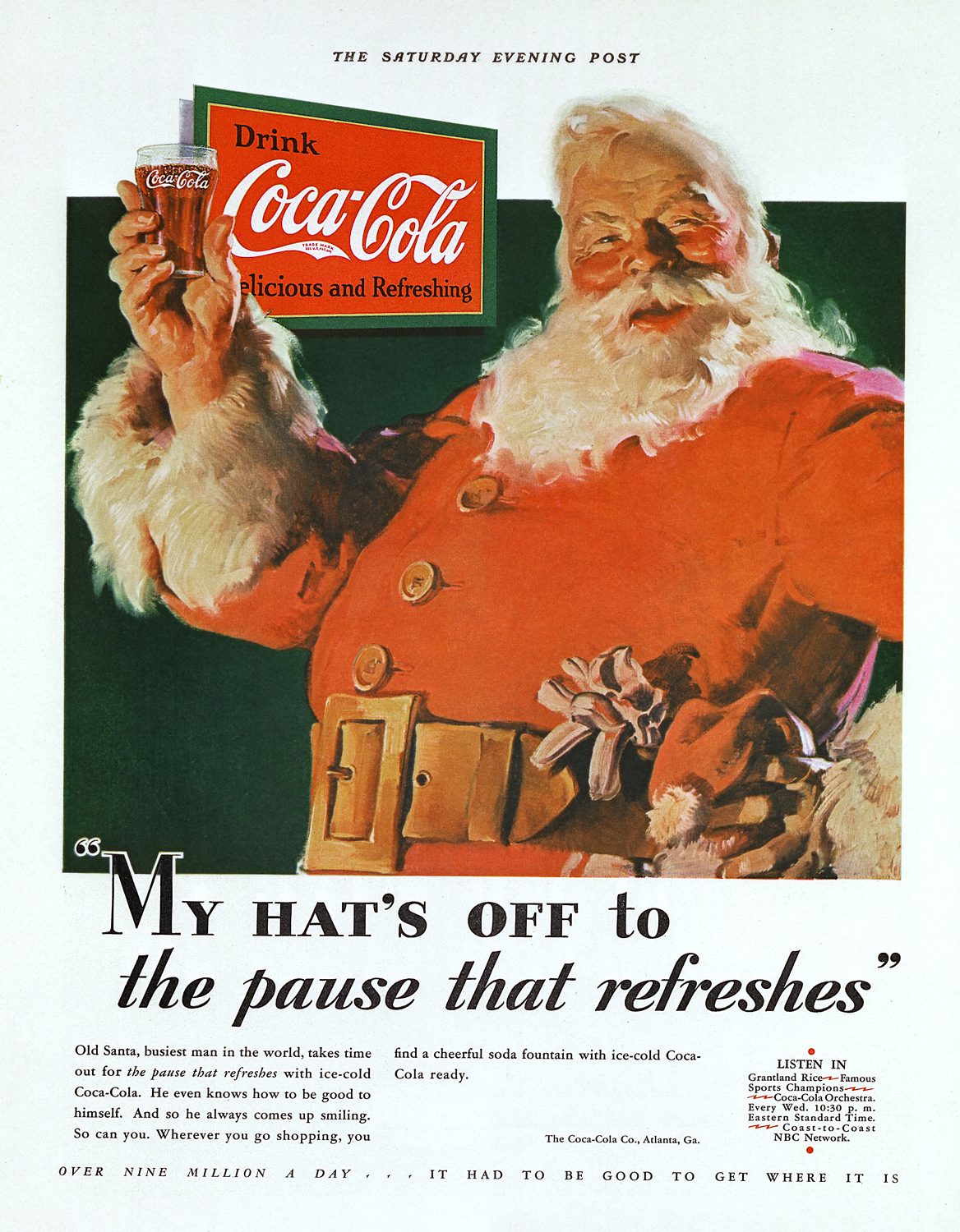 coke 1931 by thecoca colacompanydotcom2 Donate Your Coke Rewards Points to Toys for Tots