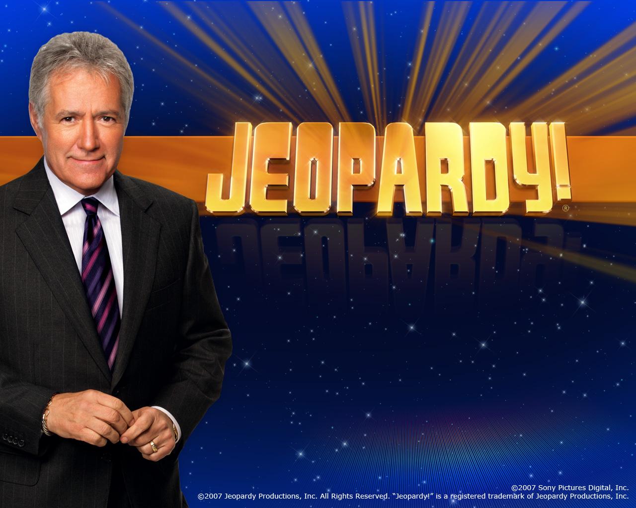 Jeopardy Tv Show Online