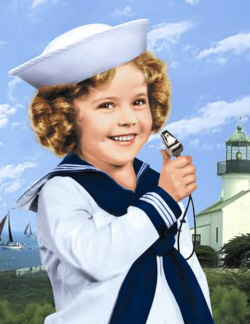 Actress: Shirley Temple | Great American Things
