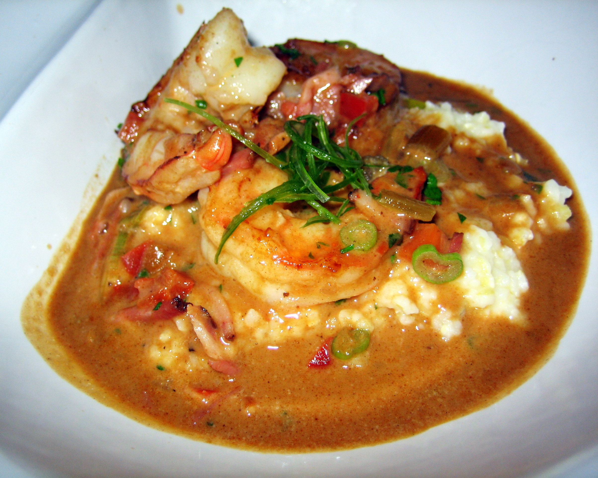 Food: Shrimp and Grits | Great American Things