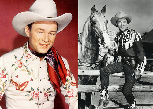 Roy Rogers made more than 100