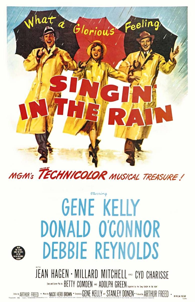 Film: Singin' in the Rain
