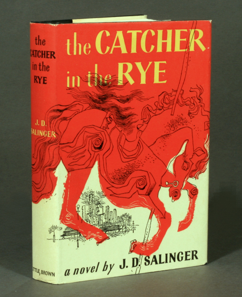 critical essays on the catcher in the rye  critical essays on the catcher in the rye