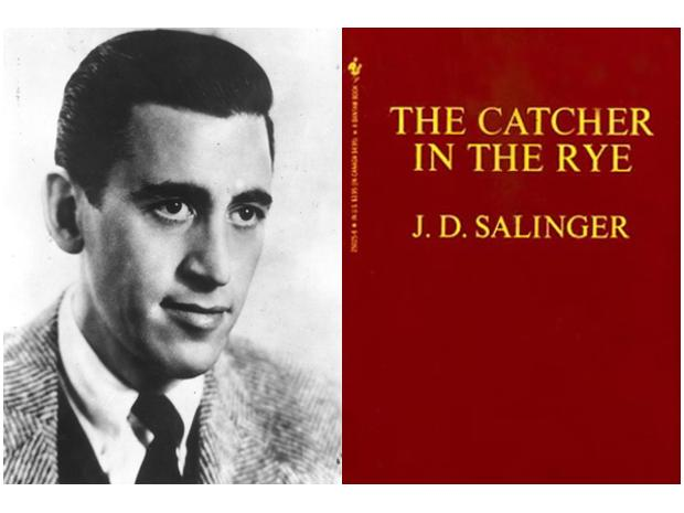 Similarities between jd salinger and holden caulfield from the catcher in the rye