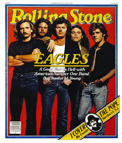 the eagles rock band logo