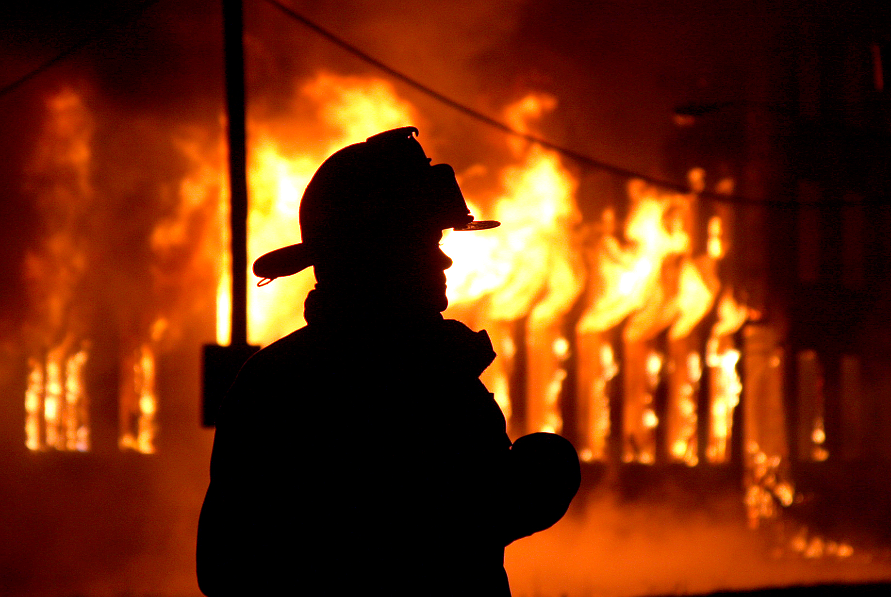 Firefighters make American towns safe, www.greatamericanthings.net