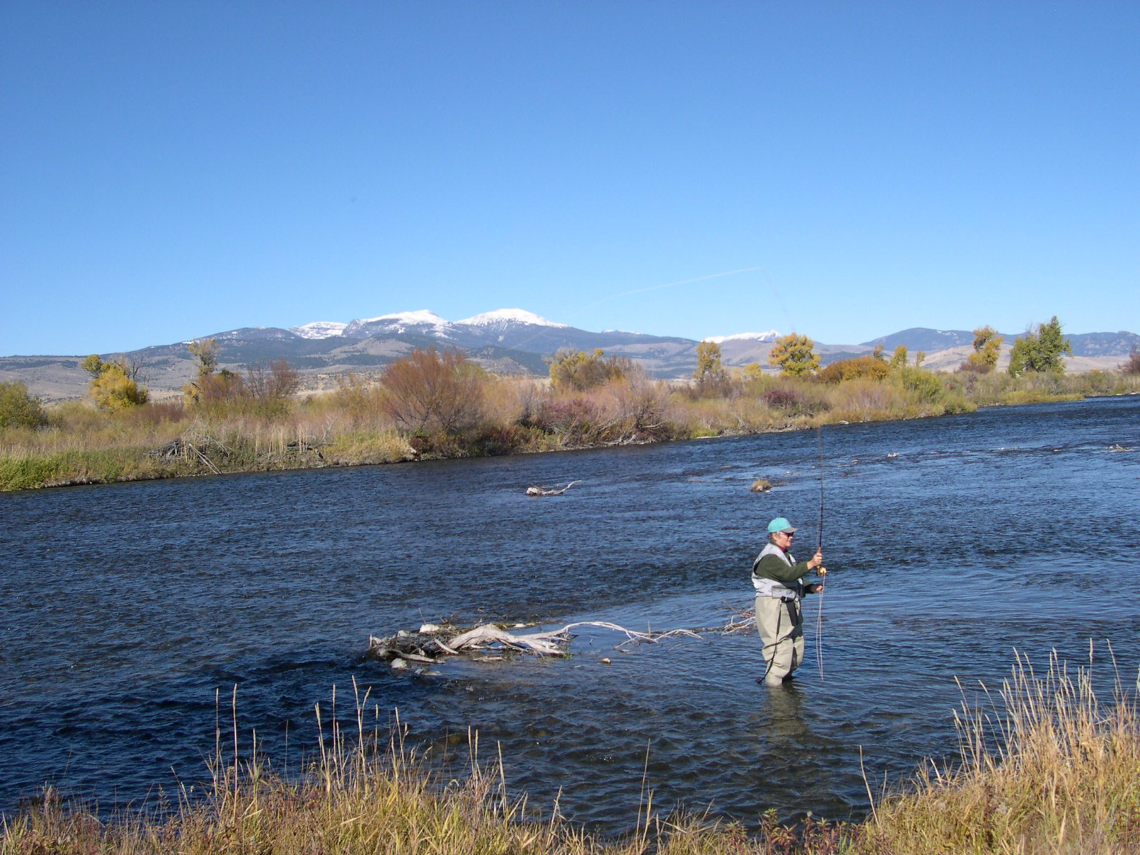Sports fly fishing in montana great american things for Fishing in montana