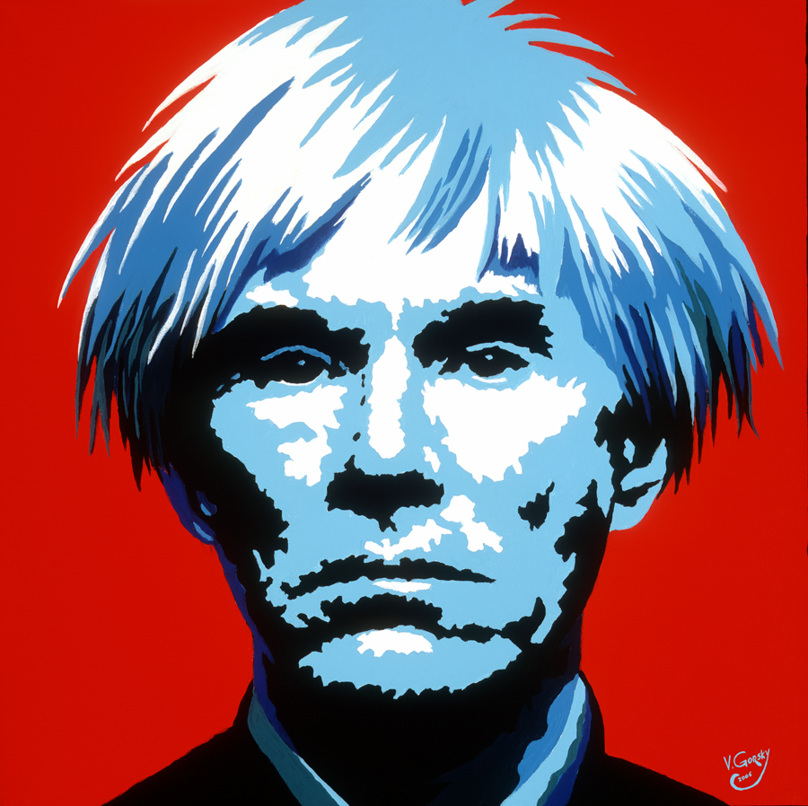 andy warhol and the american pop art Artist andy warhol was born andrew warhola on august 6, 1928, in a  he made  his first pop paintings, based on comics and ads, in 1961,.