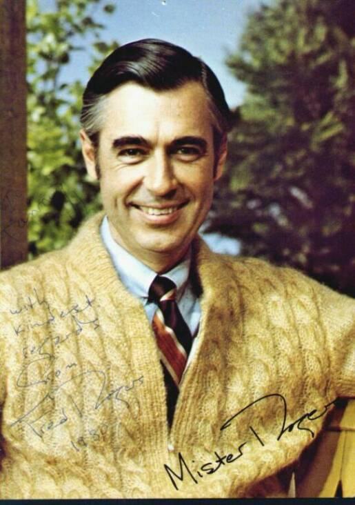 Kid Stuff: Mr  Rogers' Neighborhood | Great American Things