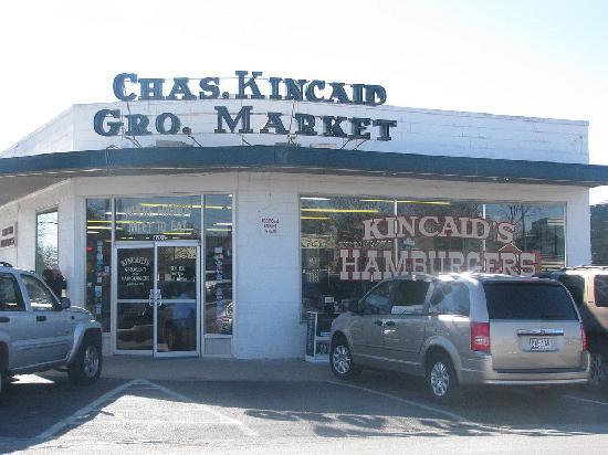 Kincaid's Hamburgers.