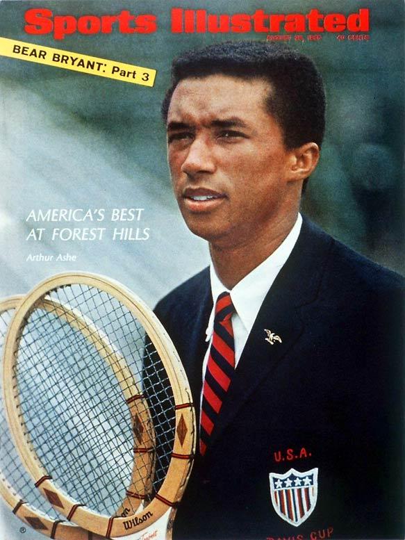 Sports: Arthur Ashe