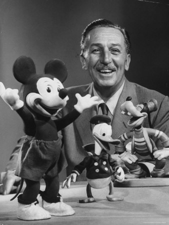 Person Walt Disney