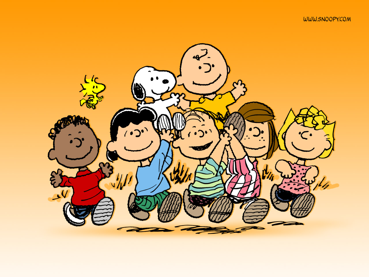Kid Stuff: Peanuts | Great American Things
